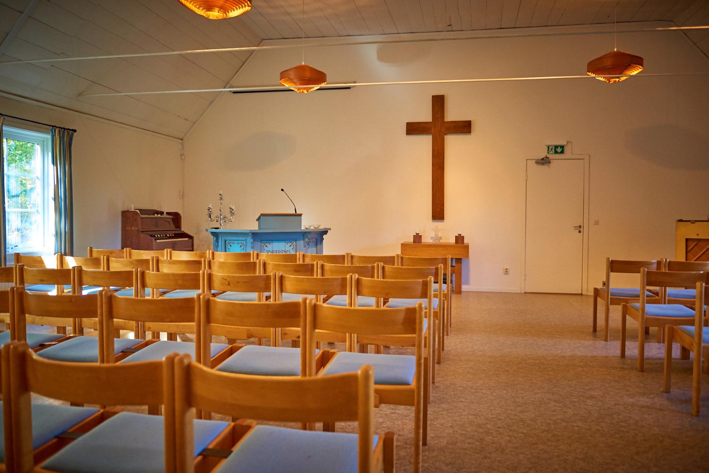 Chapel at Sunnerbogården